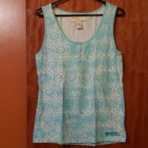 Worn Once!! Excellent Billabong tank